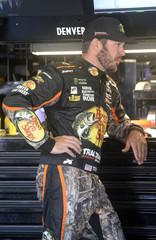 NASCAR: Auto Club 400-Practice