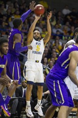 NCAA Basketball: James Madison at West Virginia