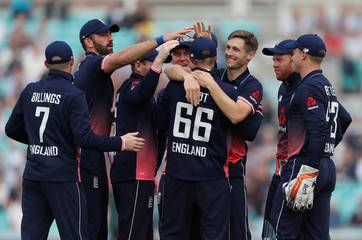 England vs West Indies - Fourth One Day International