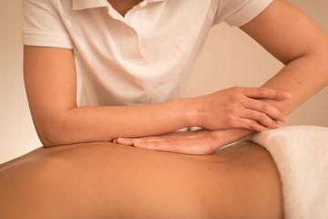 Traditionelle Thai Spa Massage