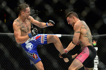MMA: UFC Fight Night-Swanson vs Holloway