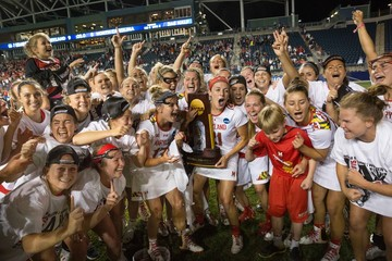 NCAA Lacrosse: Women's Championship - Maryland Terrapins vs. North Carolina Tar Heels