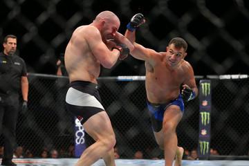 MMA: UFC Fight Night-Cummins vs Villante