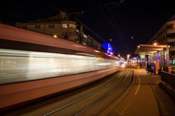Strassenbahn Linz Urfahr