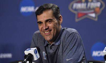 NCAA Basketball: Final Four-Coaches' Press Conference