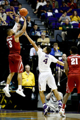 NCAA Basketball: Alabama at Louisiana State
