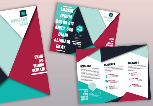 Triangles Business Brochure