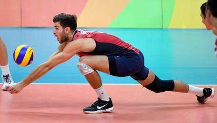 Olympics: Volleyball