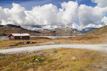 Hardangervidda Mountain Plateau