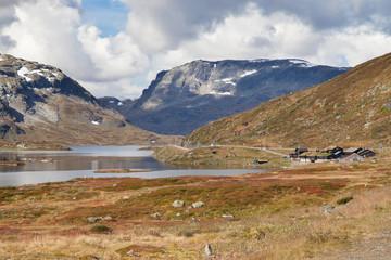 Haukeliseter at Hardangervidda