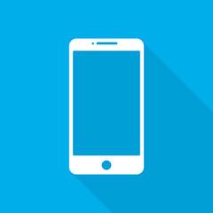 Smart phone icon. Vector illustration