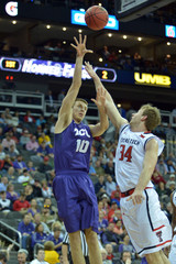 NCAA Basketball: Big 12 Conference Tournament-Texas Tech vs TCU