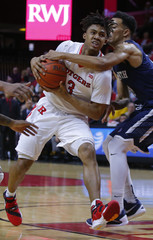 NCAA Basketball: Monmouth-NJ at Rutgers
