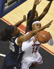 NCAA Womens Basketball: Big East Conference Tournament-Georgetown vs St. John's