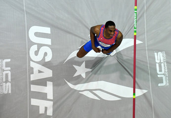 Track and Field: USA Indoor Championships