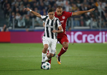 Champions League - Juventus vs Olympiacos