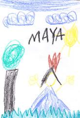 Prinzessin Maya