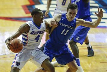 NCAA Basketball: Creighton at DePaul