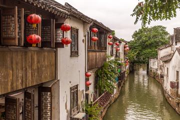 Wall Murals China Suzhou Altstadt