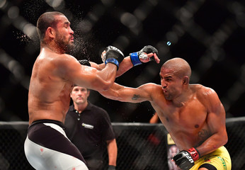 MMA: UFC Fight Night-Moraes vs Ramos