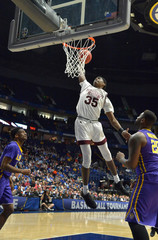 NCAA Basketball: SEC Tournament-Mississippi State vs LSU
