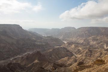Oman Roadtrip: Gorges in the Dhofar mountains