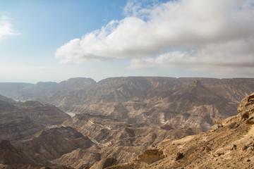 Oman Roadtrip: Steep gorges in the Dhofar mountains