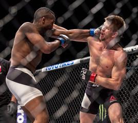MMA: UFC Fight Night-Pyle vs Spencer