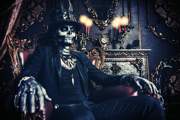 masquerade on halloween