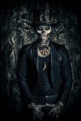 male muertos skull