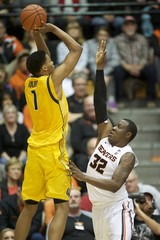 NCAA Basketball: California at Oregon State