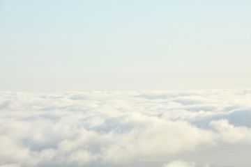 Amazing beautiful clouds Fotoväggar