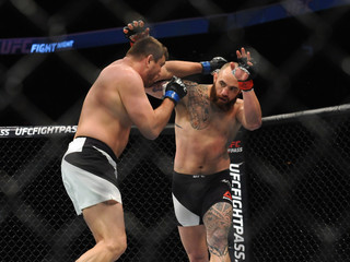 MMA: UFC Fight Night-Browne vs Mitrione