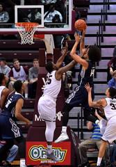 NCAA Basketball: Utah State at Missouri State