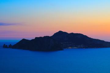 Il Paradiso in Mare, Capri