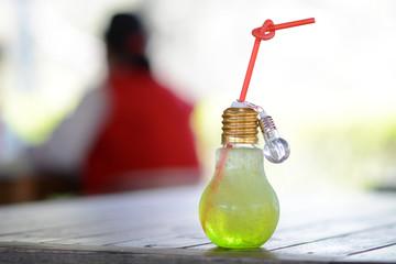 Bulb soda