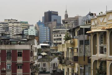 Cityscape of Macau, SAR China