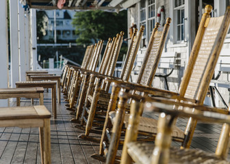 Waterfront Rocking Chairs