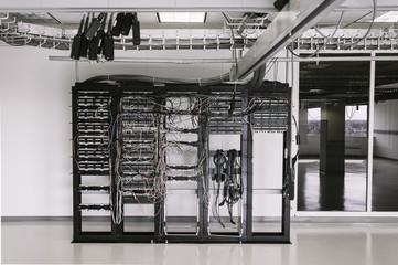 Computer Server Room