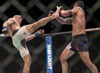 MMA: UFC Fight Night-Camozzi vs Miranda