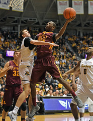 NCAA Basketball: Loyola-Chicago at Wichita State