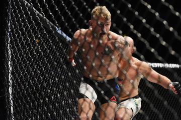 MMA: UFC Fight Night-Gustafsson vs Teixeira
