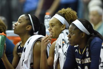 NCAA Womens Basketball: Notre Dame at North Carolina