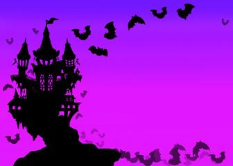 ハロウィンフレーム