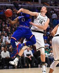 NCAA Basketball: Champions Classic-Michigan State vs Kansas
