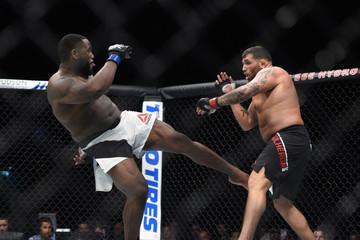 MMA: UFC Fight Night-Mulheron vs Willis