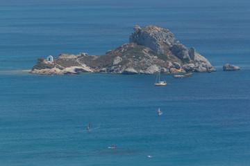 Bay near Kefalos village, Kos island, Greece