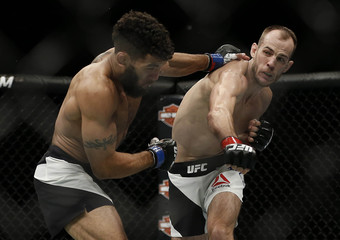 MMA: UFC Fight Night-Miller vs Alers