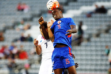 Soccer: CONCACAF Olympic Qualifying-Ccosta Rica at Haiti