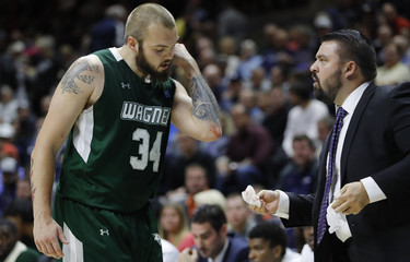 NCAA Basketball: Wagner at Connecticut